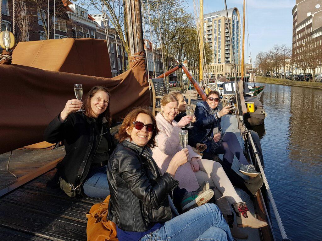 museumboot-teambuilding